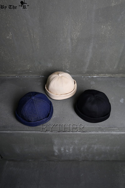Visor-less Cotton Cap